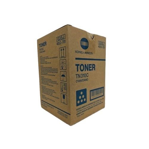 Toner Konica Minolta 4053-701 (TN310C) Cyan