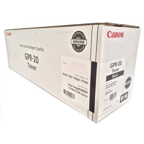 Toner Canon GPR-20 Preto (1069B001AA)