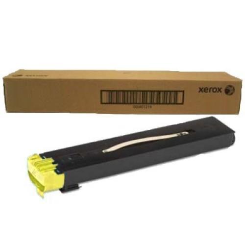 Toner Xerox Docucolor 242 252 260 7655 Amarelo 6R01220/6R1220