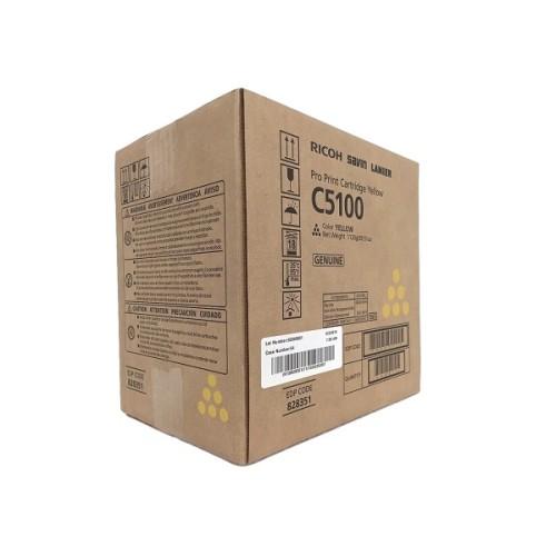 Toner Ricoh 828351 (828222) Amarelo p/ C5100