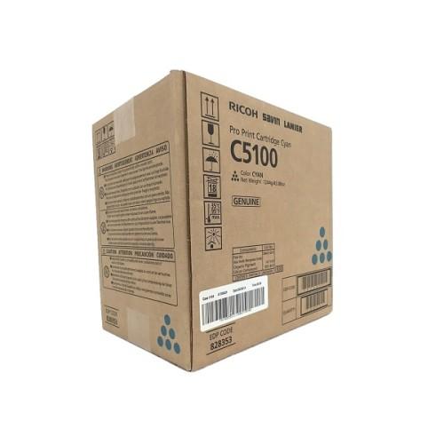 Toner Ricoh 828353 (828224) Cyan p/ C5100